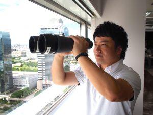 Land Sports Expert: Keisuke Gokitani