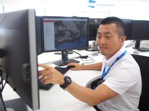 Marine Sports Expert: Koji Horiuchi
