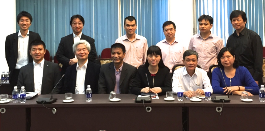 Weathernews Seminar for Vietnam Railway Weather Risks